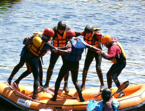 2ª Parte Covid 19; Kayak-Rafting y Aventura en Salamanca ( Sierra de Gredos )