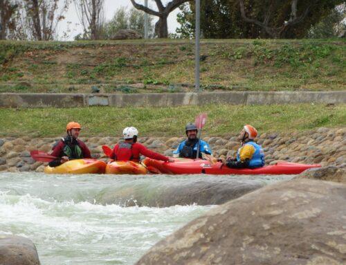 Rafting en Gredos, descenso de ríos o kayak