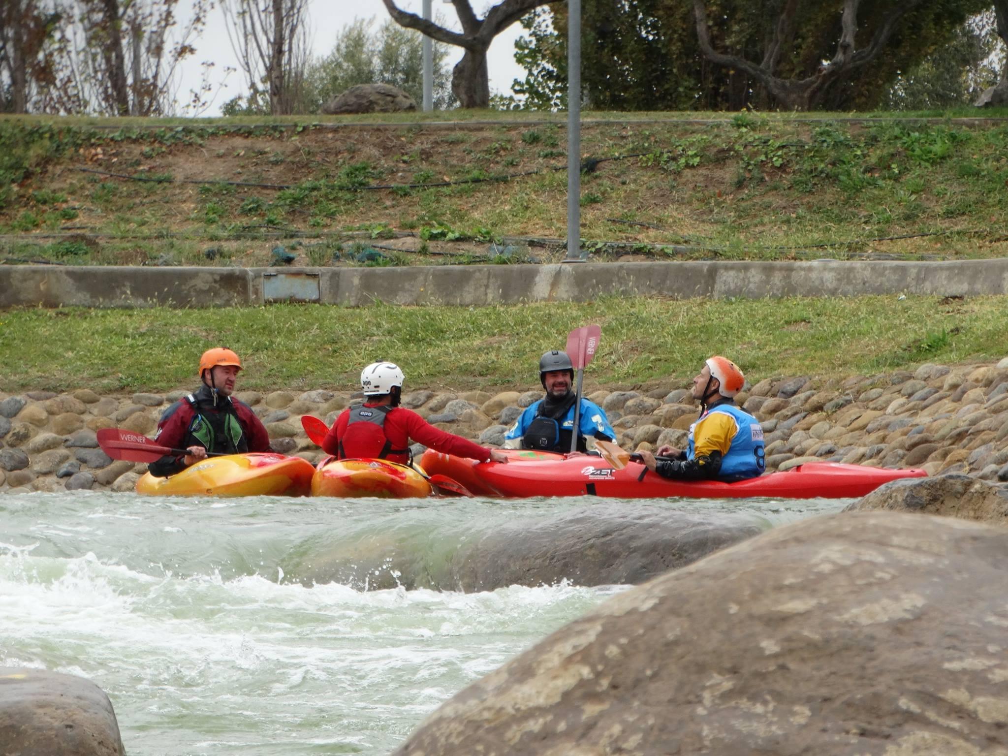 Rafting en Gredos