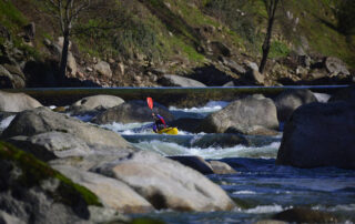 Cursos de Kayak Extremadura