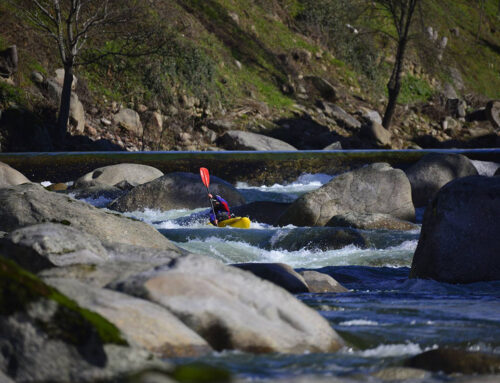 Cursos de Kayak Extremadura (Río Jerte) Sierra De Gredos