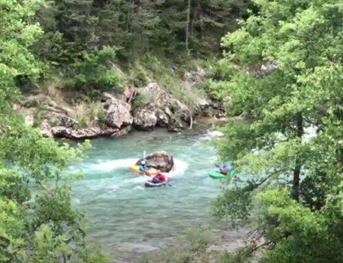 Escuela de kayak, Ellos, mis grandes maestros… Govin Kayak y Rafting Gredos ( Ávila )