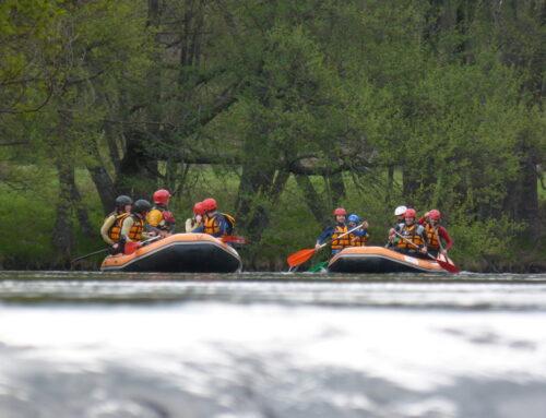 Rafting en el Tormes, Gredos – Ávila – Govin Kayak