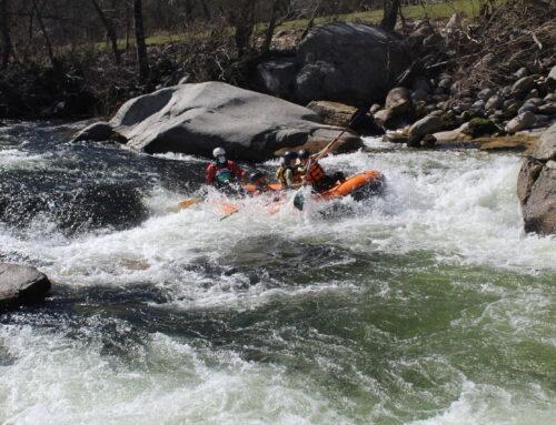 Rafting en Castilla y León