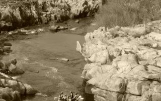 Rafting en Salamanca